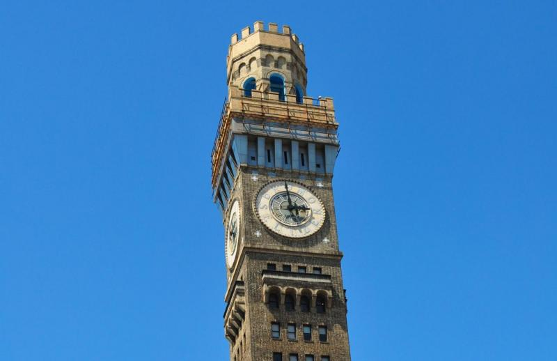 Historic Bromo Seltzer Building